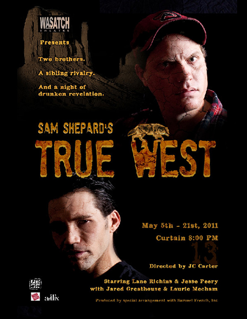 True West - Wasatch Theatre Company